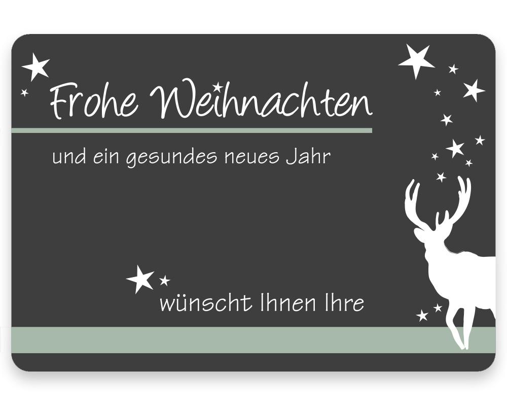 Weihnachtsetiketten, 50 x 35 mm, Version 78, 1 Rolle à 1.000 Etiketten