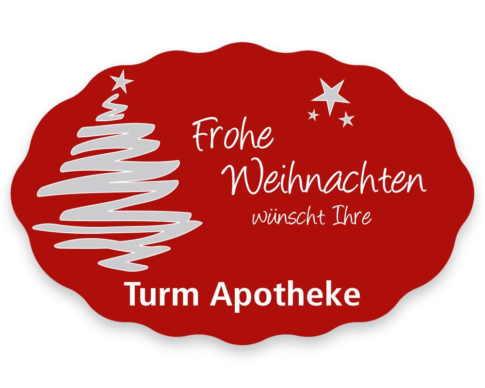 Weihnachtsetiketten, 49 x 32 mm, Version 35, 1 Rolle à 1.000 Etiketten