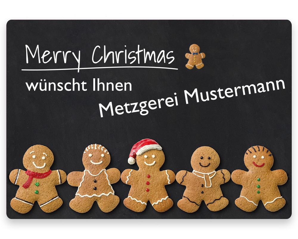 Weihnachtsetiketten, 50 x 35 mm, Version 73, 1 Rolle à 1.000 Etiketten