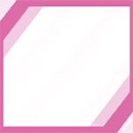 "Preisschild ""Eckrand"", 105 x 49 mm, pink, 100 Stück pro Pack"