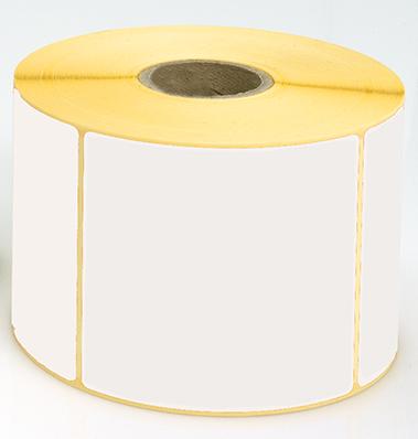 Etiketten, 60 x 40 mm, weiß, 3 Rollen à 1.000 Etiketten