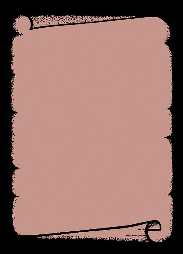"""Plakat """"Dokumentenrolle"""", DIN A2, chamois, 50 Plakate pro Pack"""