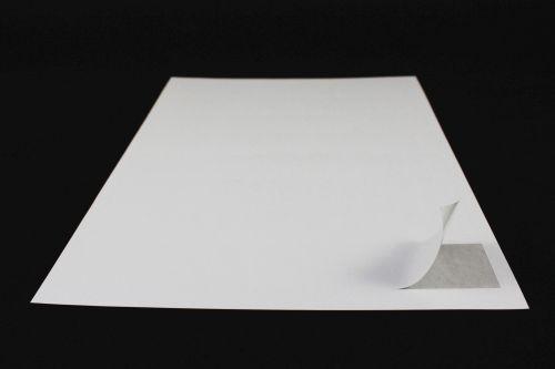 Bogenetiketten, 64,6 x 33,8 mm, 100 Bögen à 24 Etiketten