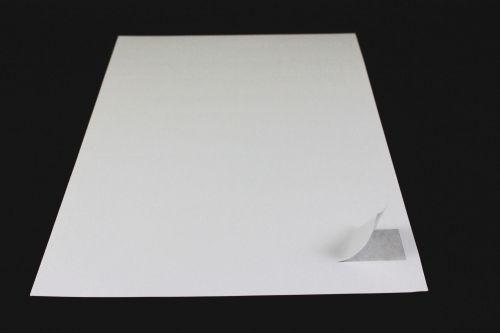 Bogenetiketten, 48,5 x 25,4 mm, 100 Bögen à 40 Etiketten